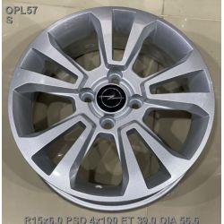 Opel (OPL57) silver