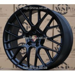 PORSCHE W1056 FUJI DULL BLACK