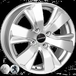 Peugeot (TL6242N) silver