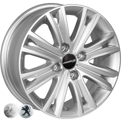 Peugeot (TL8185) silver
