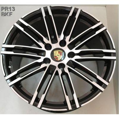 Диски Replay Porsche (PR13) 8,5x19 5x130 ET59 DIA71,6 (BKF)