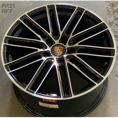 Диски Replay Porsche (PR21) 9,5x20 5x130 ET65 DIA71,6 (BKF)
