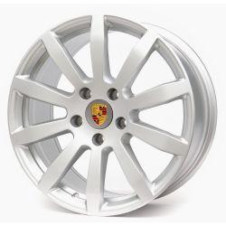Porsche (RX584) silver