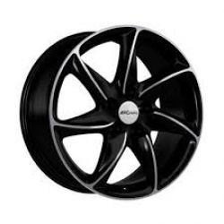 R51 Basis jet black front diamond cut