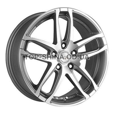 Диски Racing Wheels H-495 7x16 4x114,3 ET40 DIA73,1 (DDN-F/P)