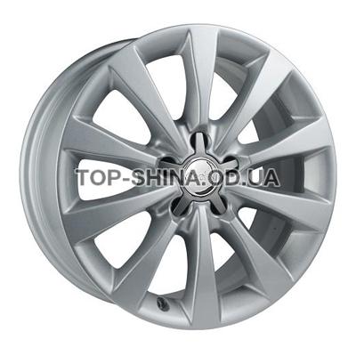 Диски Replay Audi (A97) 8x17 5x112 ET39 DIA66,6 (silver)