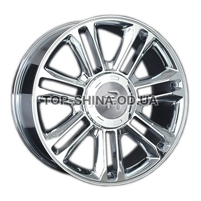 Диски Replay Cadillac (CL5) 8,5x20 6x139,7 ET31 DIA77,8 (chrome)