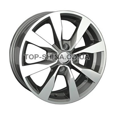 Диски Replay Chevrolet (GN86) 6x15 4x100 ET39 DIA56,6 (GMF)