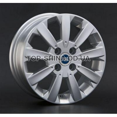 Диски Replay Fiat (FT4) 5,5x14 4x98 ET37 DIA58,1 (silver)