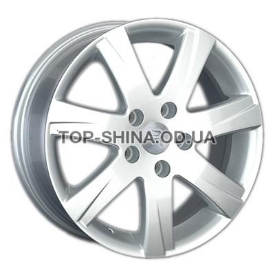 Диски Replay Peugeot (PG42) 6,5x16 5x108 ET46 DIA65,1 (silver)