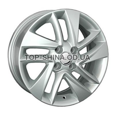 Диски Replay Renault (RN162) 6x15 4x100 ET43 DIA60,1 (silver)