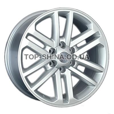 Диски Replay Toyota (TY120) 7x16 6x139,7 ET30 DIA106,1 (silver)