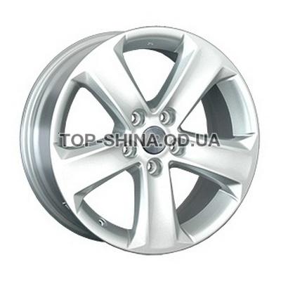 Диски Replay Toyota (TY139) 7x17 5x114,3 ET39 DIA60,1 (silver)
