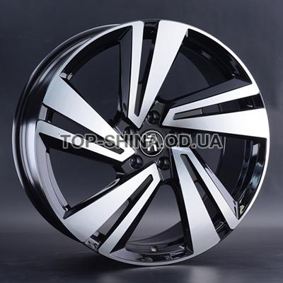Диски Replay Volkswagen (VV256) 9x20 5x112 ET33 DIA66,6 (BKF)