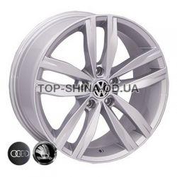 Audi (5037) silver