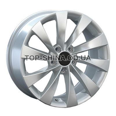 Диски Replica Audi (A-R008) 8x18 5x112 ET45 DIA66,6 (silver)
