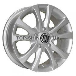 Audi (Z180) silver