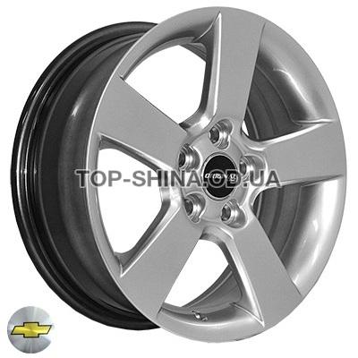 Диски Replica Chevrolet (501) 6x15 5x105 ET39 DIA56,6 (HS)