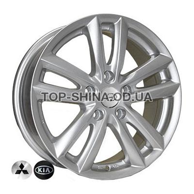 Диски Replica Hyundai (7311) 6,5x16 5x114,3 ET43 DIA67,1 (silver)