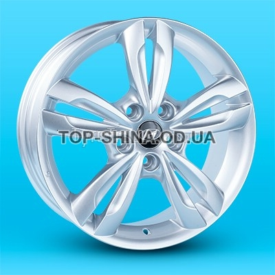Диски Replica Hyundai (JT1264) 6,5x17 5x114,3 ET45 DIA67,1 (silver)