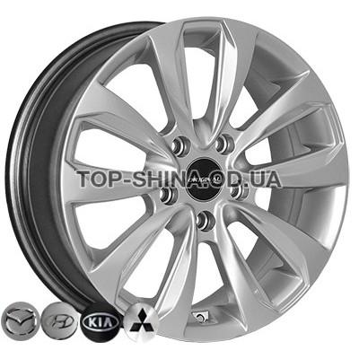 Диски Replica Hyundai (Z1065) 6,5x16 5x114,3 ET45 DIA67,1 (HS)