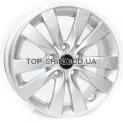 Kia (R103) silver