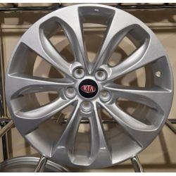 Kia (ZY802) silver