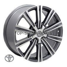 Replica Lexus (BK5089) 8,5x20 5x150 ET50 DIA110,1 (GP)