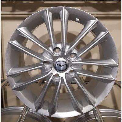 Диски Replica Mazda (ZY690) 6,5x16 5x114,3 ET38 DIA67,1 (silver)