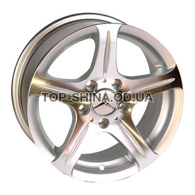 Диски Replica Mercedes (145) 7x15 5x112 ET35 DIA66,6 (SP)