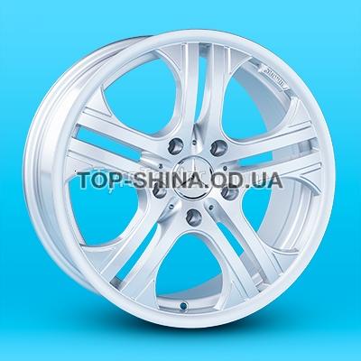 Диски Replica Mercedes (A-R393) 9x20 5x130 ET45 DIA84,1 (silver)
