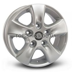 Mercedes (JT1036) silver
