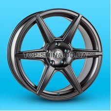 Replica Mercedes (JT1654) 8x18 5x112 ET25 DIA66,6 (matt black)