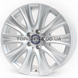 Mercedes (R474) silver