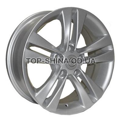 Диски Replica Opel (Z227) 6,5x16 5x110 ET35 DIA65,1 (silver)