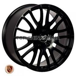 Porsche (FR789) matt black