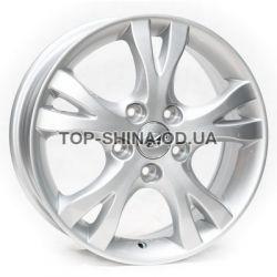 Hyundai R114 silver