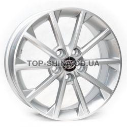Toyota R167 silver