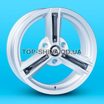 Диски Replica Smart (A-R828) 6,5x16 3x112 ET27 DIA67,1 (silver)