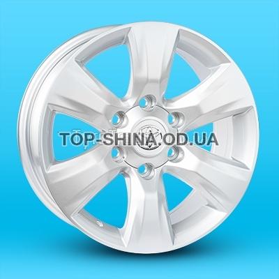 Диски Replica Toyota (A-R282) 7,5x18 6x139,7 ET25 DIA106,1 (silver)