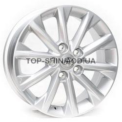 Toyota (R310) silver