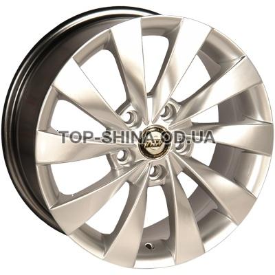 Диски Replica Toyota (Z811) 7x16 5x114,3 ET45 DIA67,1 (HS)