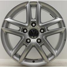 Replica Volkswagen (53329) 7,5x17 5x130 ET55 DIA71,6 (silver)