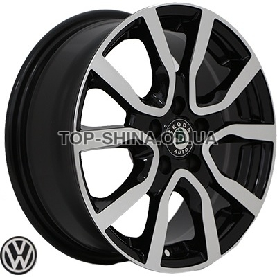 Диски Replica Volkswagen (7365) 6x15 5x100 ET40 DIA57,1 (BP)