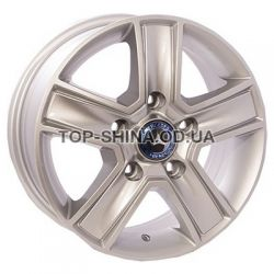 Volkswagen (BK473) silver