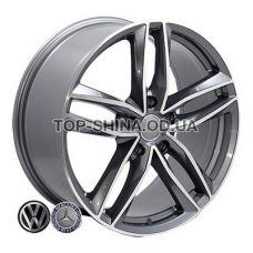 Replica Volkswagen (BK690) 9x20 5x130 ET60 DIA71,6 (GP)