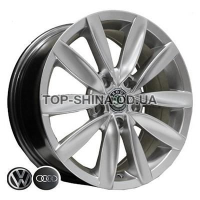Диски Replica Volkswagen (D015) 6,5x15 5x112 ET42 DIA57,1 (HS)