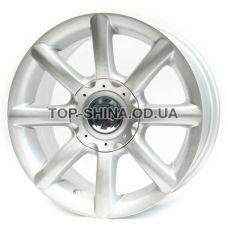 Replica Volkswagen (R034) 7x15 5x112 ET37 DIA57,1 (silver)