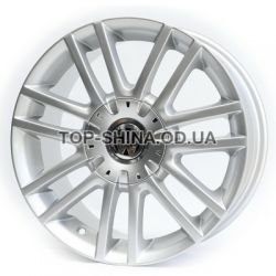 Volkswagen (R164) silver