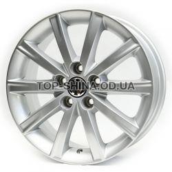 Volkswagen (R270) silver